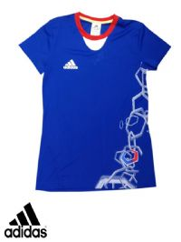 Women's Adidas 'HB Jersey' T Shirt (U36199) x9 (Option 1): £4.95